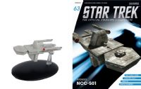 Star Trek The Official Starships Collection #63 Antares NCC-501